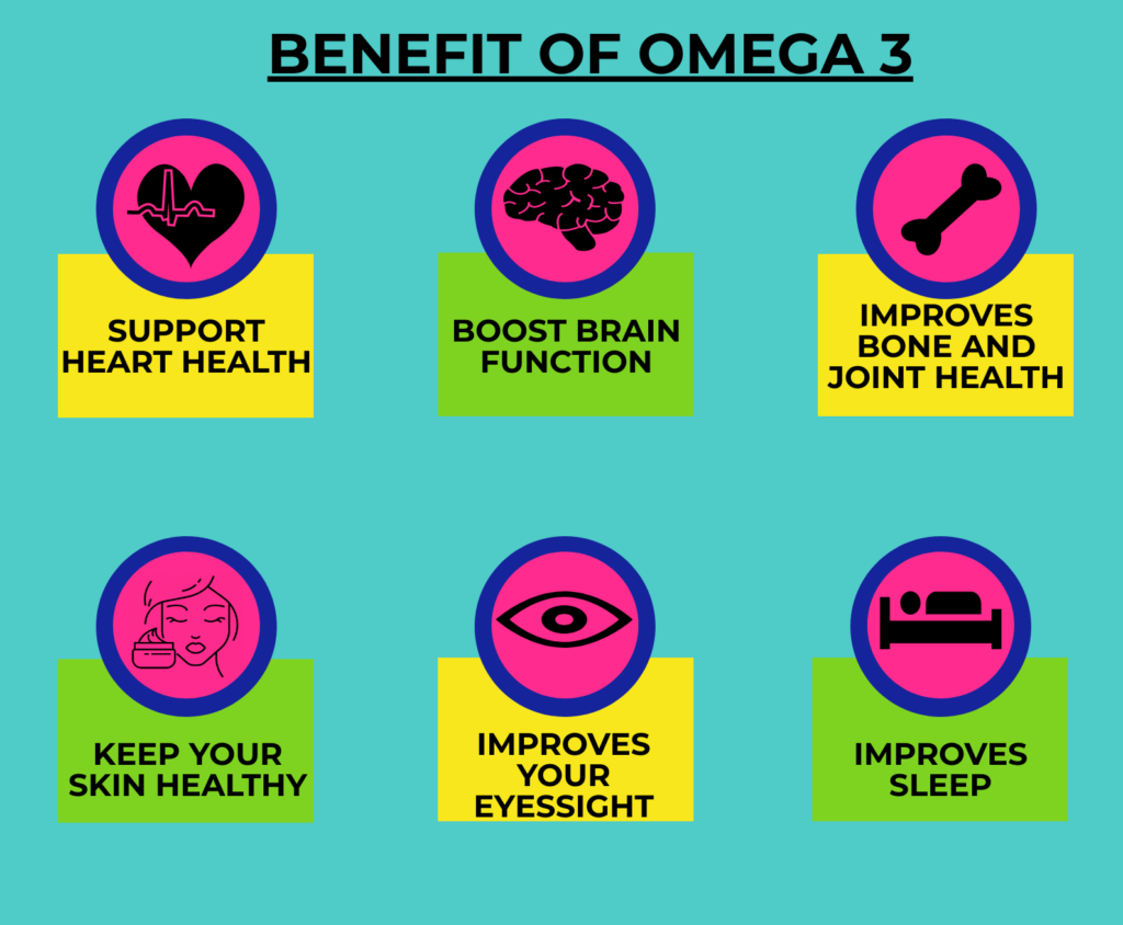 Best omega-3 supplements in India