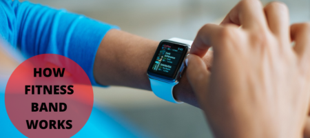 How Fitness band works
