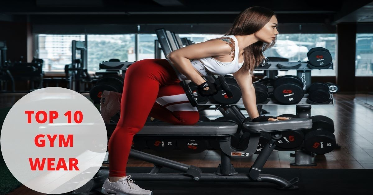 Read more about the article Top 10 gym wear